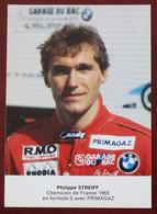 Philippe Streiff , Champion De France De Formule 2 - Altri