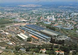 Train Ateliers SNCF à Varennes Vauzelles Nievre - Equipment