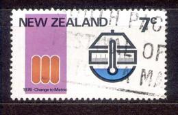 Neuseeland New Zealand 1976 - Michel Nr. 677 O - Gebraucht
