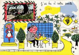 GIAT (Puy-de-Dôme): J'ai Bu à Votre Santé à GIAT - Andere Gemeenten