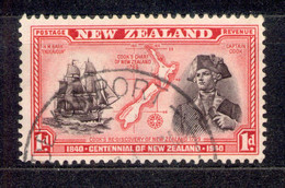 Neuseeland New Zealand 1940 - Michel Nr. 254 O - Used Stamps