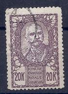 210039416  YUGOSLAVIA.  YVERT  Nº  86 - Gebraucht