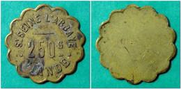 St Seine L'Abbaye - 250g De Viande - Monetary / Of Necessity