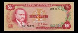 # # # Banknote Aus Jamaika (Jamaica) 50 Cents 1960 # # # - Jamaica