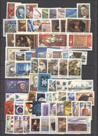 C  667++  -  Russie  -  Année 1983  :   Yv  4971-5062  ** - Full Years