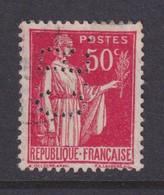 Perforé/perfin/lochung France No 283 C.B. Cie De Béthune - Gezähnt (Perforiert/Gezähnt)