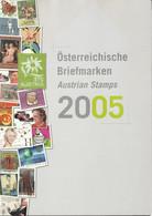 Österreich, Austria 2005 Year Pack Complete - Postfris/MNH/** - Full Years