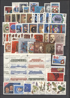 C  667++  -  Russie  -  Année 1985  :   Yv  5178-5271  ** - Full Years
