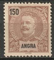 Angra 1897 Sc 31  MH* - Angra