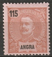 Angra 1898 Sc 29  MH* - Angra