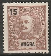 Angra 1897 Sc 17  MH* - Angra