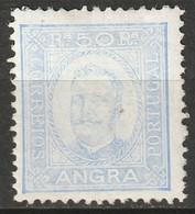 Angra 1892 Sc 7  MH* - Angra