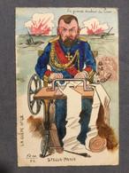 STELLA-PARIS -la Guêpe–la Grande Douleur Du Tsar - Other Illustrators
