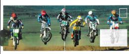 SPORT MOTO-CROSS : Carte Double D'une Course - Sport Moto