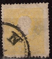 Österreich, Austria  1858-1859 MiNr. 10 (I Oder II) Gestempelt - Usati