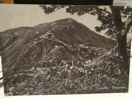Cartolina Ligonchio Frazione Di Ventasso  Prov  Reggio Emilia Panorama Anni 50 - Reggio Emilia