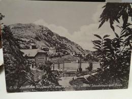 Cartolina Appennino Reggiano Ligonchio Frazione Di Ventasso Prov Reggio Emilia  Centrale Idroelettrica Ozola 1953 - Reggio Emilia