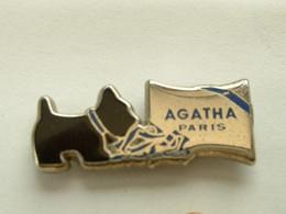 PIN'S PARFUM AGATHA PARIS - ARTHUS BERTRAND - Profumi