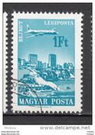 Hongrie, Hungary, Poste Aérienne, Airmail, Avion, Plane, Beyrouth, Chute, Fall, Chutes, Falls - Aerei