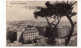 ITALIE - NAPOLI - Panorama - 1926 (Z23) - Napoli (Napels)
