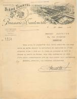 "FACTURE FRANCE 54 ""Brasserie TOURTEL, Tantonville, 1926"" / BIERE - 1900 – 1949"
