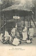 "CPA ETHIOPIE ""Abyssinie, Employés De L'Empereur Menelik, Cuisine"" - Etiopía"