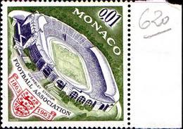 Monaco Poste N** Yv: 620 Mi:744 Wembley Stadium Bord De Feuille - Unused Stamps