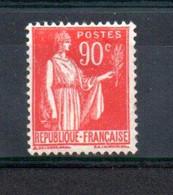 N1-6  France N° 285 ** à 10 % De La Côte. A Saisir !!! - 1932-39 Vrede