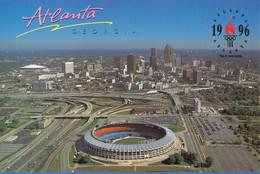 USA Postcard 1996 Atlanta Olympic Games - Mint (G127-71) - Estate 1996: Atlanta