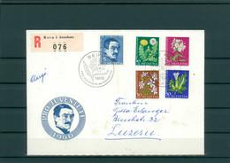 SCHWEIZ 1960 Ersttagsbrief (202261) - Unclassified