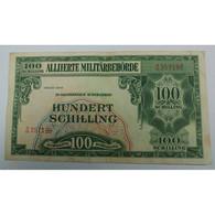 Billet D' Autriche - Série 1944 100 Schilling - Austria