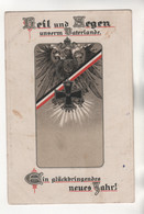 6828, WK I, Feldpost, Patriotika, Urbeis - Guerre 1914-18