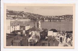 CARTE PHOTO 06 VILLEFRANCHE SUR MER Vue Sur Le Cimetiere - Villefranche-sur-Mer