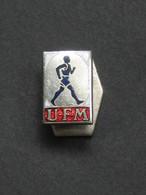 Ancienne Boutonnière  UFM    ***** EN ACHAT IMMEDIAT **** - Athletics