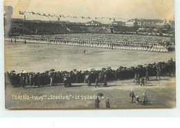 TORINO - Inaug. Stadium - Le Squadre - Altri