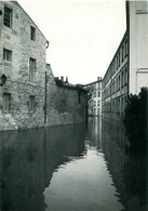 Cpm SAINTES 17 L'inondation 1994. Rue Chapsal : Le Silence - Saintes