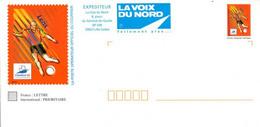 (L506) PAM Foot 98 Lens Avec Repiquage La Voix Du Nord. Neuf Avec Carte à L'intérieur - Prêts-à-marquer