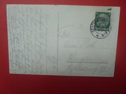 3eme REICH 1936 - Cartas
