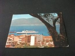 NAVE SHIP NAVIRE BOAT BATEAU TRAGHETTO VILLA SAN GIOVANNI LO STRETTO - Ferries