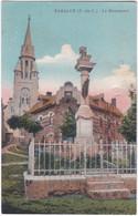62. BARALLE. Le Monument - Autres Communes