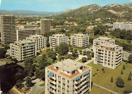13 Marseille Allée Des Pins Vue Générale Et Le Parc Immeuble Immeubles Logement Habitation - Unclassified
