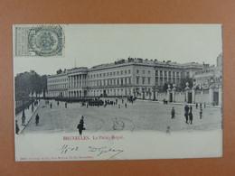 Bruxelles Le Palais Royal - Monuments