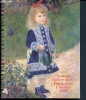 National Gallery Of Art Engagement Calendar 1990 - Collectif - 1990 - Agende & Calendari