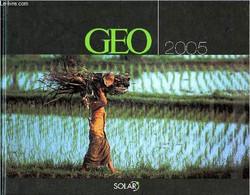 Agenda Géo 2005 - Dusouchet Gilles - 0 - Agenda Vírgenes