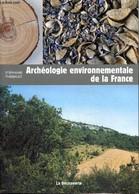 """Archéologie Environnementale De La France (Collection """"Archéologies De La France"""") - Thiébault Stéphane - 2010 - Archeology"""