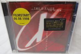 "CD ""The X-Files"" The Album - Musica Di Film"