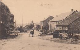 Arville Rue Rivage Ancienne Carte Postale CP - Saint-Hubert