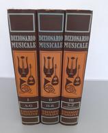 Dizionario Musicale Larousse (3 Vol. ) - Cinema E Musica