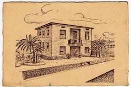 "VILLINO ""PALMA"" - CHIANCIANO TERME - SIENA - 1951 - Vedi Retro - Siena"