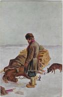 RU7 -  I. S.  Bachiloff.  La Mort Du Cheval - Russie